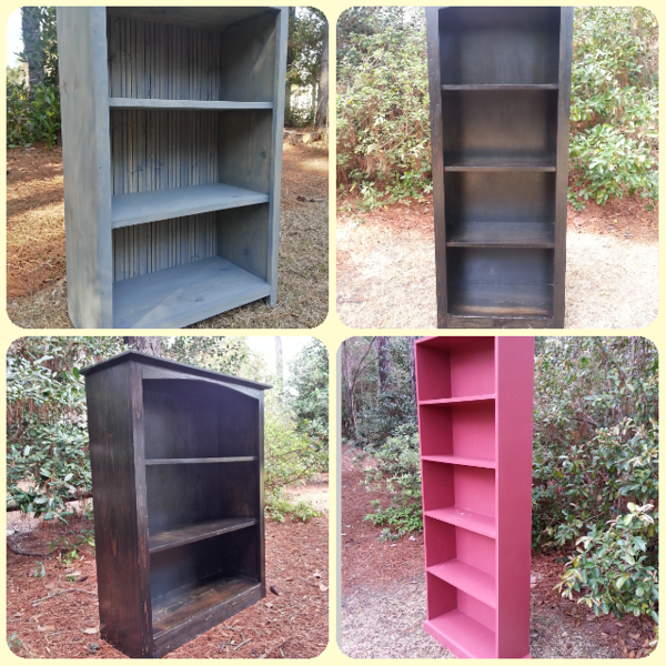 Custom Made Bookcases Built To Your